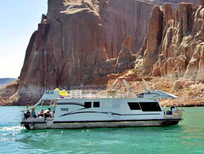 Lake Powell House Boat Rentals Lake Powell House Vacations
